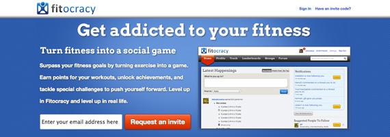 Fitocracy – gör din träning till ett spel (invites)
