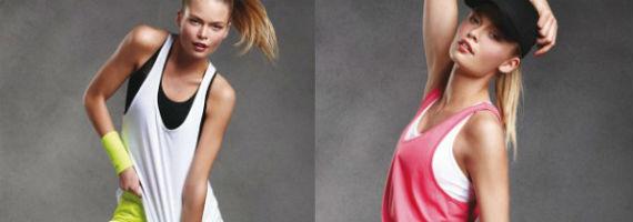 Gina Tricot släpper träningskollektion