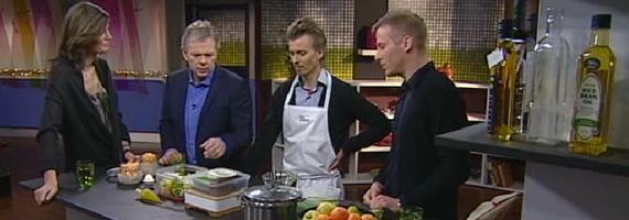 Gomorron Sverige – Mat och hälsa