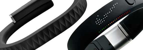 Nike+ FuelBand vs. Jawbone UP