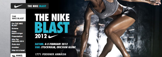 The Nike Blast 2012
