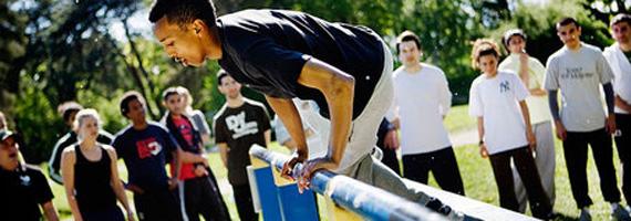 Löparakademin satsar på ungdomar i förorten