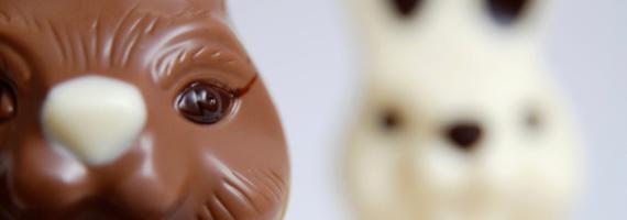 Chokladälskare är smalare