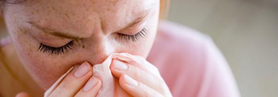 Mota bort förkylningen