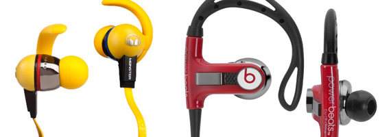 Powerbeats vs. iSport