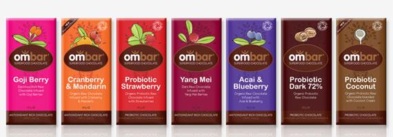 Ombar – superfood choklad
