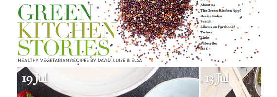 Veckans länk: Green Kitchen Stories