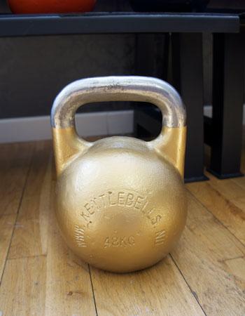 spartan kettlebell guld 48kg Spartan Blogger Camp