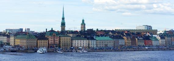 Tre lunchfavoriter i Stockholm