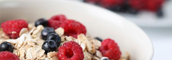 Fyra frukostar för champions