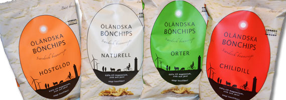 Öländska bönchips