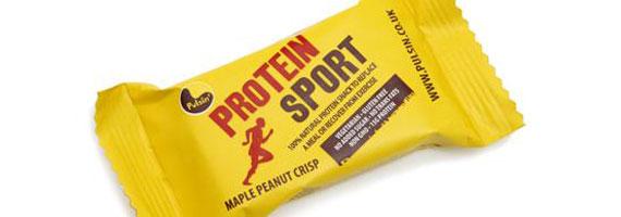 Naturlig proteinbar från Pulsin'