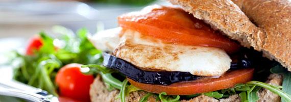 Hälsofördelar med vegetarisk kost