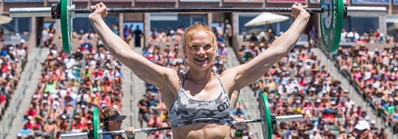 Annie Thorisdottir – The Fittest Woman on Earth