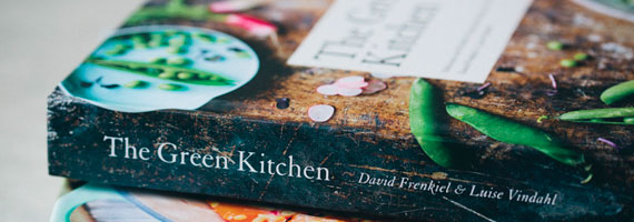 Green Kitchen Stories bok snart här