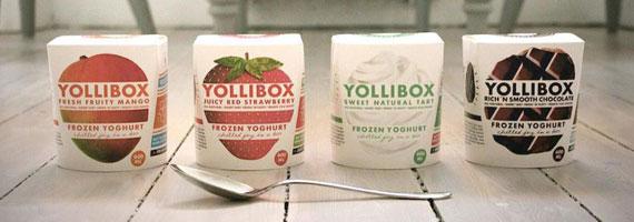 Yollibox Frozen Yoghurt