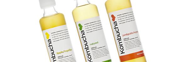 Kombucha – trendig hälsodryck