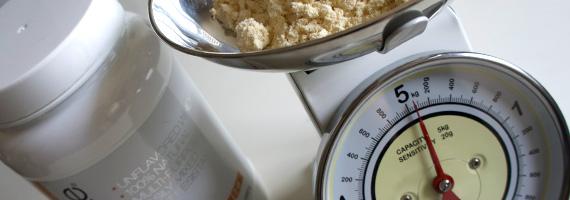Guide: Baka med proteinpulver