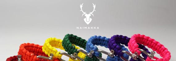 Naimakka Paracord Bracelet