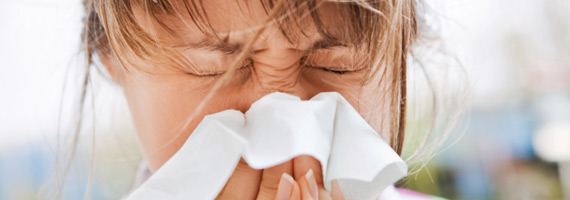 Tips för träning med pollenallergi