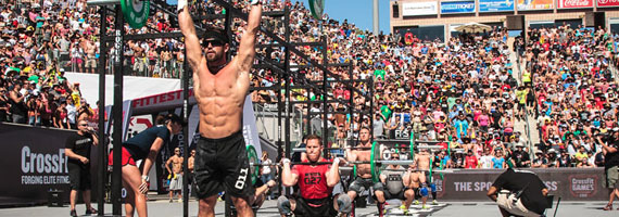 The CrossFit Games 2013