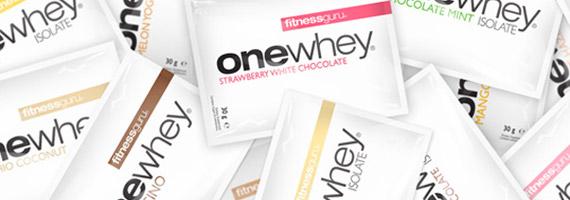 Fitnessgurus protein som portionspåsar