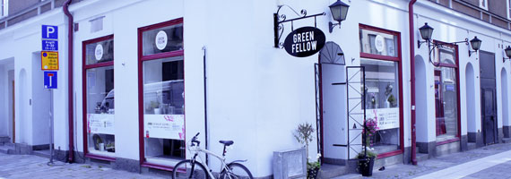 Green Fellow – nytt hälsocafé i Örebro