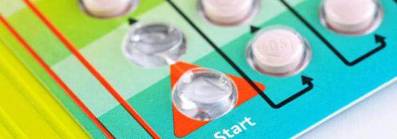 Kan p-piller förstöra din träning?
