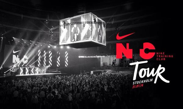 Vinn biljetter till NTC Tour i Stockholm på fredag (avslutad)