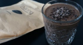 """Death by Chocolate"" proteinsmoothie"