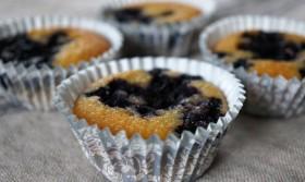 Blåbärsmuffins [glutenfria, laktosfria]